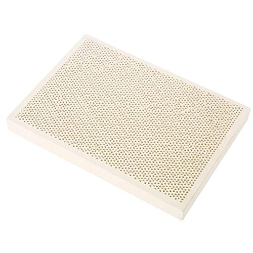 Ceramic Honeycomb Soldering Board Jewelry Heating Paint Printing Drying Tool Plate, Mat, Sheet For Gas Stove Head 135 95 13mm