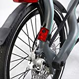 Strida Mini Rear Light, Red/Black