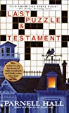 Last Puzzle and Testament, Parnell Hall, 0553581430