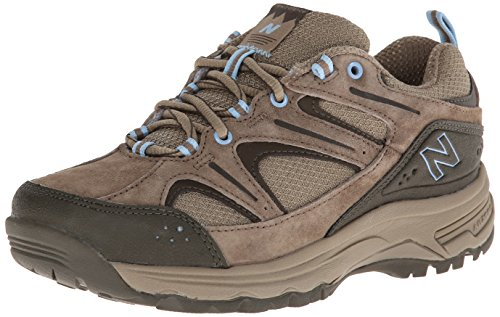 New Balance Women's WW759 Country Walking Shoe,Brown,9.5 D US
