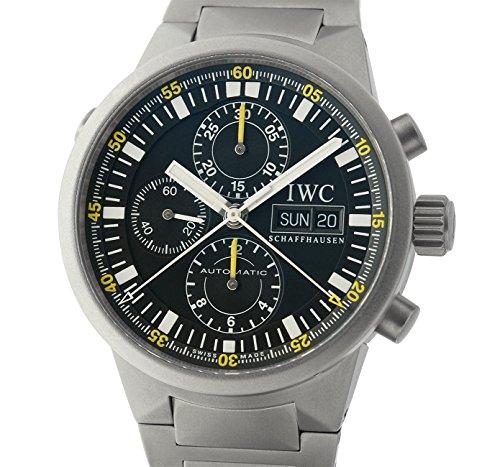 - IWC GST Split Second Automatic-self-Wind Male Watch IW371501 (Certified Pre-Owned)