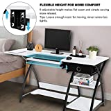 TUFFIOM 57-Inch Sewing Craft Table, Specialized