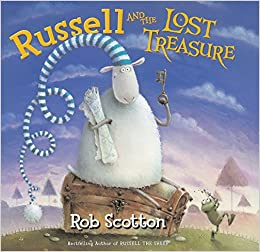 Image result for russell and the lost treasure
