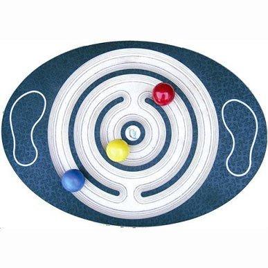 Challenge & Fun Labyrinth Balance Board Jr by Challenge&Fun
