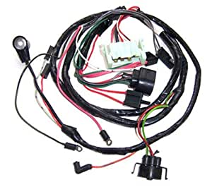 Amazon.com: Compatible Engine Wiring Harness for 1972-1978 ...