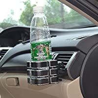 UXOXAS New Car Air Outlet Vehicle-Mounted Drink Commodity Water Beverage Holder Shelf