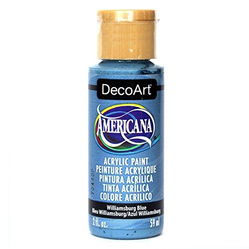 DecoArt Americana Acrylic Paint, 2-Ounce, Williamsburg -
