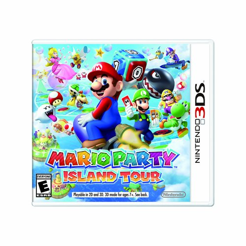 Mario Party: Island Tour by Nintendo