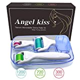 4 in 1 Derma Roller Microneedling Kit for Face and Body - Angel