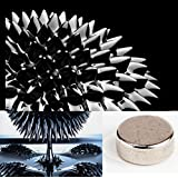 liquide magnetique ferrofluide 5ml + aimant neodyme
