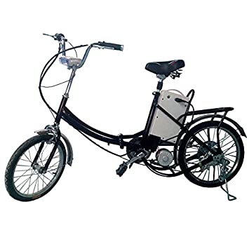 Bicicleta eléctrica plegable FH