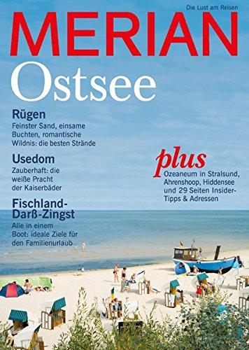 MERIAN Ostsee: Rügen Usedom Fischland Darß (MERIAN Hefte) Broschiert – 16. Juli 2014 Jahreszeiten Verlag Jahreszeitenverlag 3834214086 Deutschland