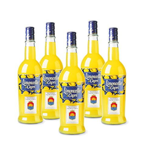 Limoncello of Capri (Pack 5 Bottles)