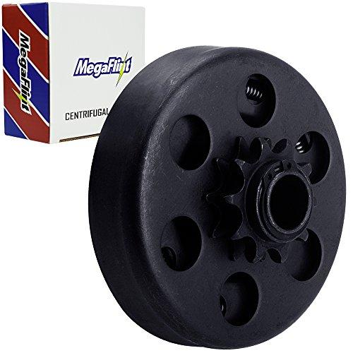 MegaFlint 10T Centrifugal Clutch 3/4, Chain #40#41#420 for Go-Karts,Mini Bike, Riding Mowers, Snow Throwers NEW