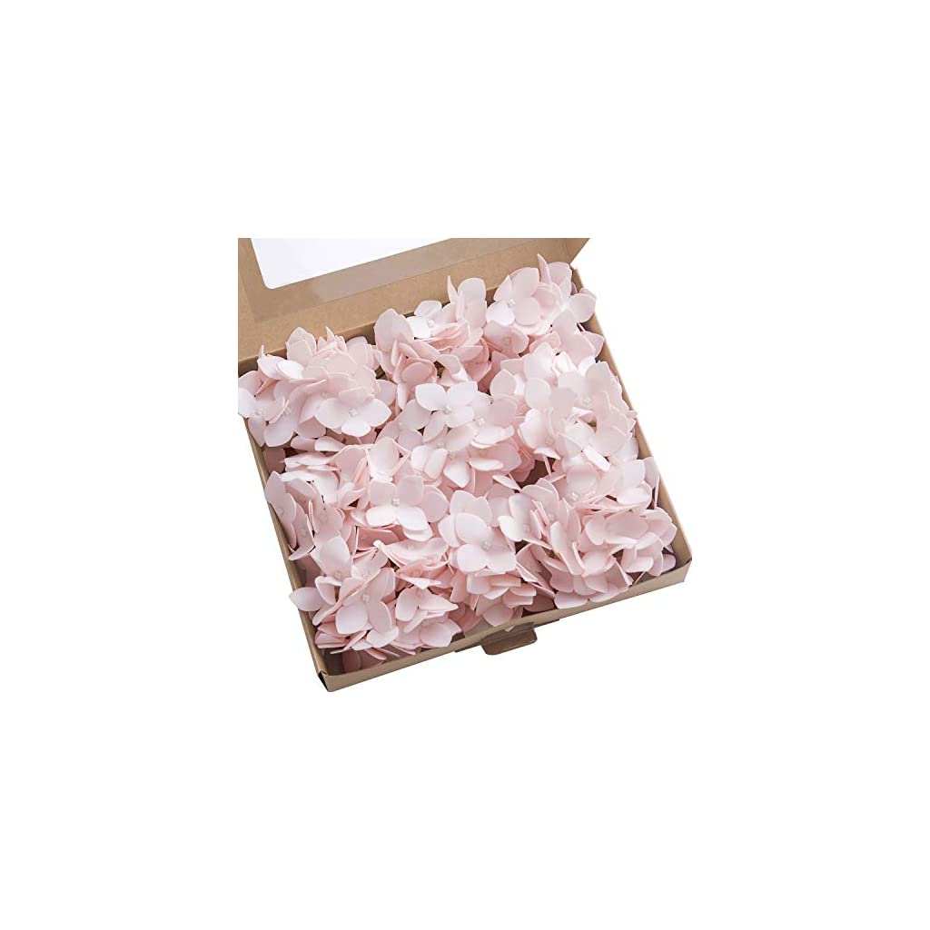 Lings-moment-Vintage-Artificial-Hydrangea-Flowers-9pcs-for-Wedding-Bouquets-Centerpieces-Arrangements-DIY-Holiday-Party-Home-Dcor