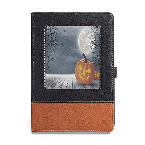 Planner NoteBook,Halloween,A5(6.1