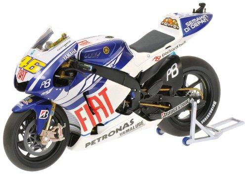 YAMAHA YZR M1 VALENTINO ROSSI FIAT YAMAHA TEAM MOTO GP 2010