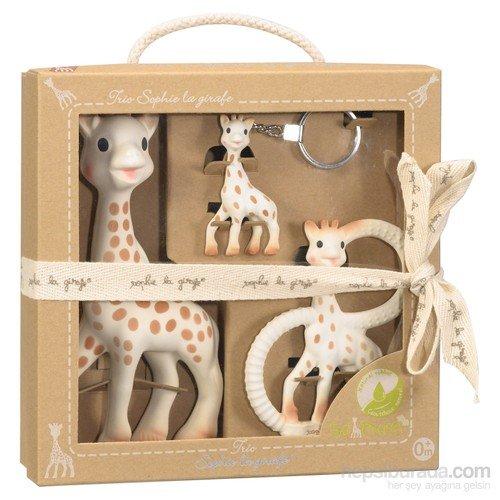 Serra Baby Girafe +So Pure Trio Set