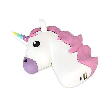 Mojipower - Emoticons Battery 2600 mAh (unicornio): Amazon ...
