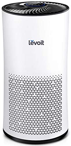 LEVOIT Air Purifier for Home Large Room with H13 True HEPA Filter, Air Cleaner for Allergies and Pets, Smokers, Mold, Pollen, Dust, Quiet Odor Eliminators for Bedroom, Smart Auto Mode, LV-H133