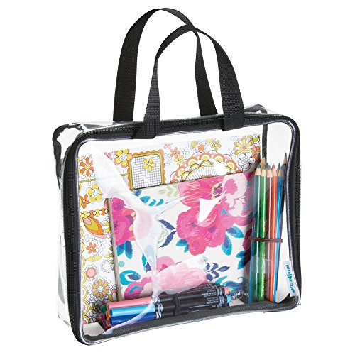 Accessories Bag Products Supplies InterDesign Beauty Art Medium Black Nya Beach Personal Cosmetics Clear Toys Care Travel For qfxBEU