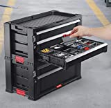 Keter Rolling Tool Chest with Storage