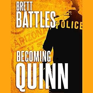 Becoming Quinn Hörbuch