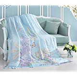 BEIRU Home Textiles New Tencel Summer Is Cool In The Summer The Summer Quilt ZXCV (Color : 10, Size : 200230cm)