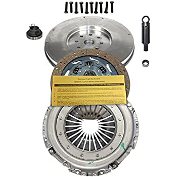 CLUTCH FLYWHEEL CONVERSION KIT for DODGE RAM 2500 3500 5.9L 6.7L CUMMINS DIESEL