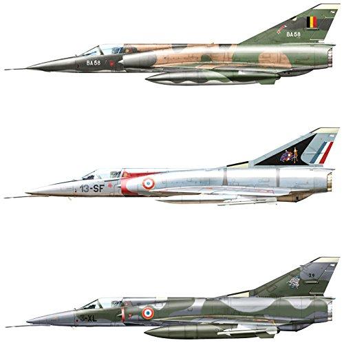 Italeri - I2721 - Maquette - Aviation - Nesher/dagger