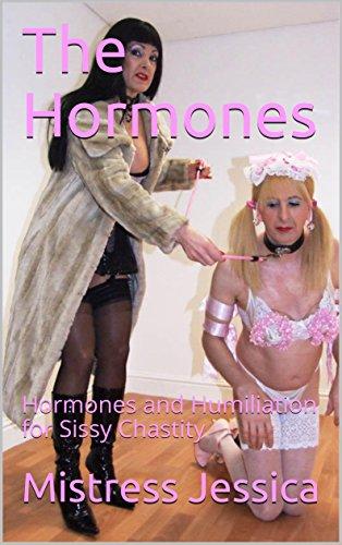 Feminized by wife hormones femdom