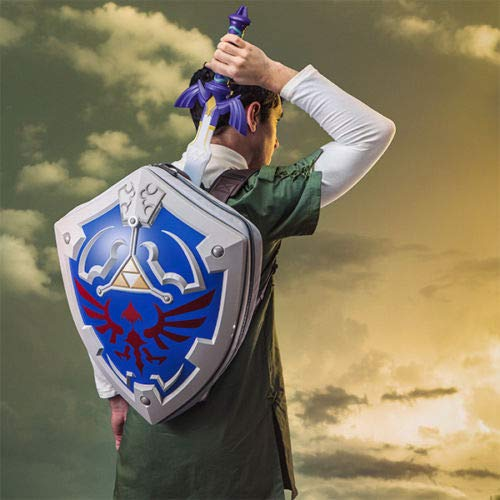 elda Hylian Shield Back Pack & Master Foam Sword (Limited Edition) ()