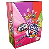 Jolly Rancher Fruit Chew Lollipops (100-Count box)