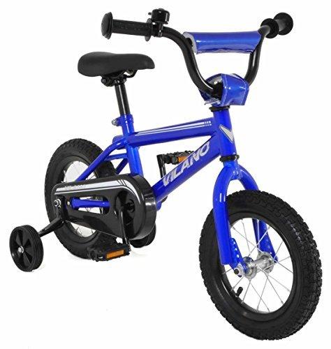 Vilano Boy's BMX Style Bike Blue 12-Inch [並行輸入品] B072Z9S2FT