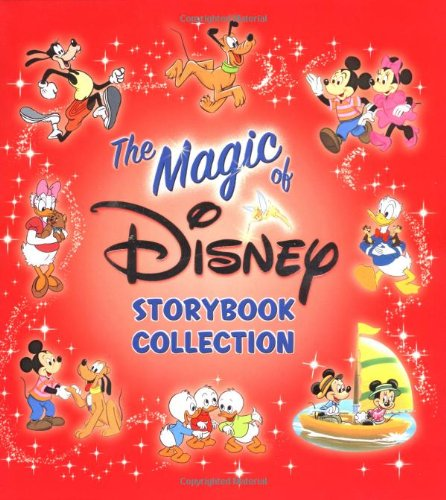 The Magic of Disney Storybook Collection (Disney Storybook Collections) ()