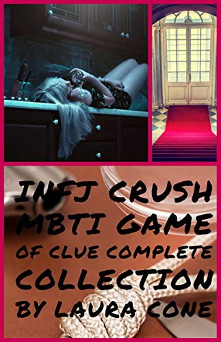INFJ Crush: MBTI Game of Clue Complete Collection eBook