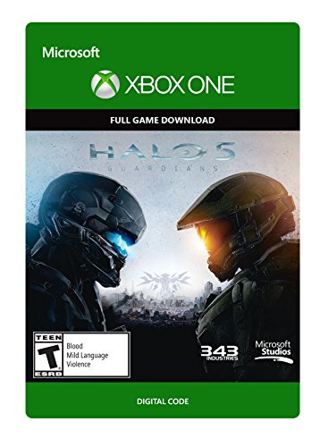 Halo 5 Guardians Xbox One Digital Code (Large Image)