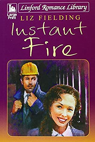 book cover of Instant Fire