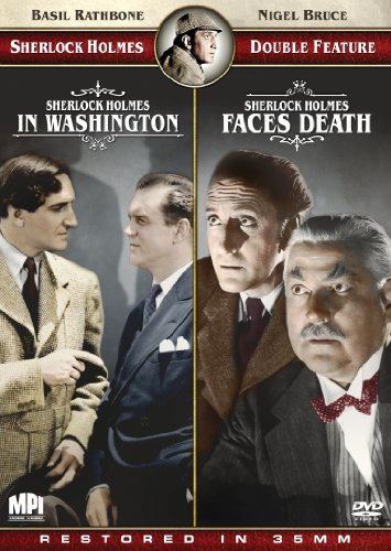Sherlock Holmes Double Feature: Sherlock Holmes Faces Death and Sherlock Holmes in Washington (Best Handbags In The World)