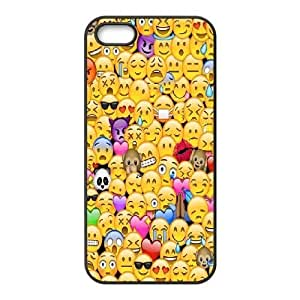 Emoji Custom Cover Case for iPhone 5,5S by Nickcase