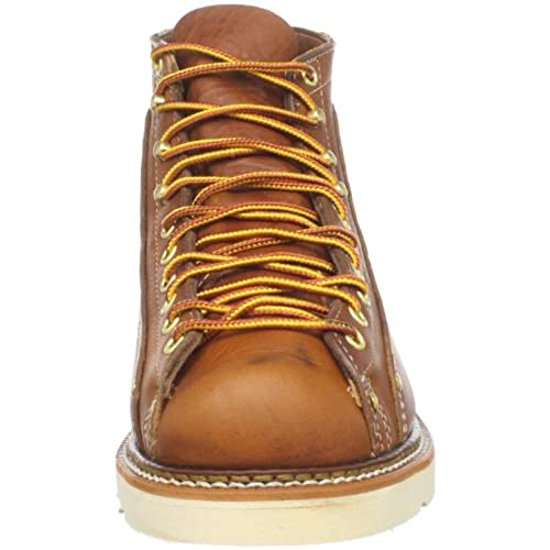 3d9af530d4c Thorogood Men's American Heritage Lace-To-Toe Roofer Boots new ...
