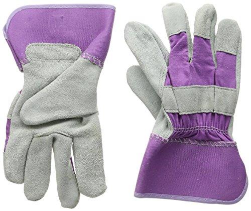 Magid TB25ELT Womens Safety Cuff Leather Palm Glove, Medium (1 Pair) ()