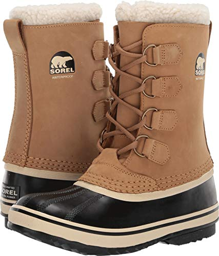 Pictures of Sorel Women's 1964 PAC 2 Snow 1380131280 Buff, Black 1