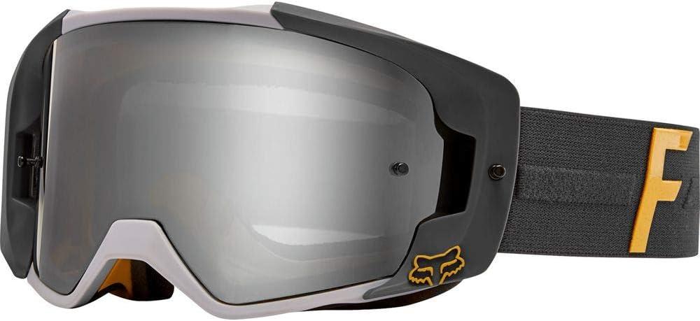 Fox Gogle Vue Royl Black Glass Chrome Spark Auto