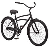 Schwinn Huron Men's Cruiser Bike, 26' Wheels, Multiple Speeds, Multiple Colors
