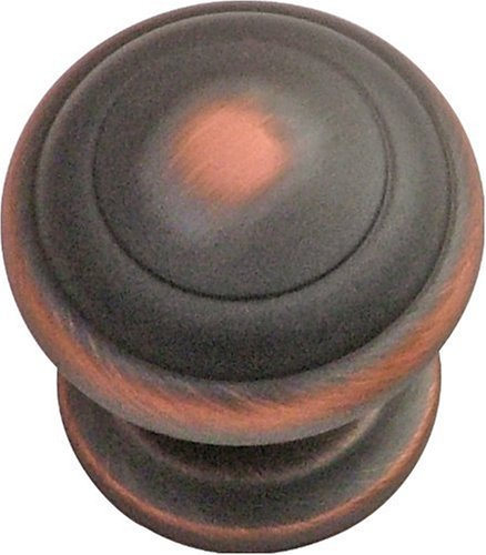 hickory hardware p2283 obh 1 1 4 inch zephyr knob oil rubbed