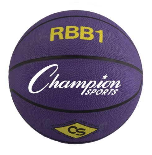 Champion Sports Official Rubber Basketballs product image