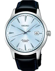 "Seiko ""Cocktail Time"" Automatic Dress Watch with 40mm Case, and Hardlex Crystal SARB065"