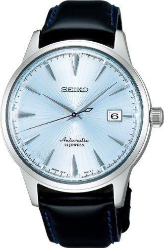SEIKO-MECHANICAL--Shinobu-Ishigaki-SARB065-Mens-Japan-Import-No-Warranty