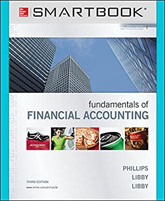 SmartBook for Fundamentals of Financial Accounting